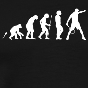 Evolution Tennis 9 - Männer Premium T-Shirt