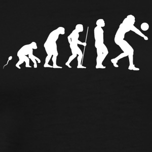 Evolution Volleyball 1 - Männer Premium T-Shirt