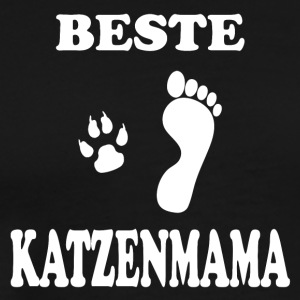 Best cat mom - Men's Premium T-Shirt