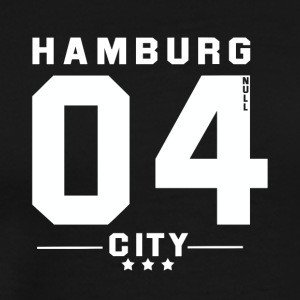 Hamburg CITY - Männer Premium T-Shirt