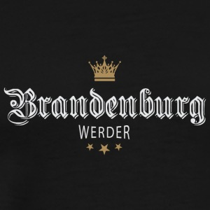 Werder Brandenburg Germany - Men's Premium T-Shirt