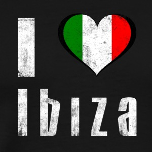 I love Ibiza (Italy) - Men's Premium T-Shirt