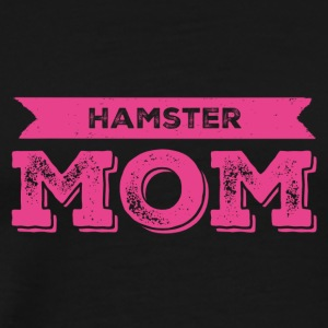 Hamsters amour animaux maman - T-shirt Premium Homme