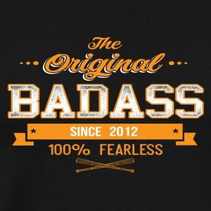 Badass 2012 birthday - Men's Premium T-Shirt