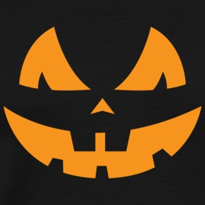Creepy Halloween Costume Shirt Pumpkin 10 w - Men's Premium T-Shirt