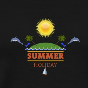 Summer holiday - Männer Premium T-Shirt