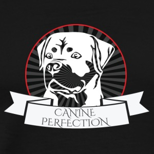 Dog / Rottweiler: Canine Perfection - Premium-T-shirt herr