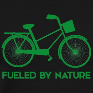 Earth Day / Tag der Erde: Fueled By Nature - Männer Premium T-Shirt