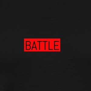 BATTLE - Men's Premium T-Shirt