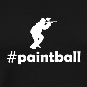 Paintball - Männer Premium T-Shirt