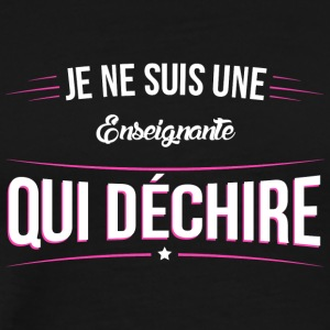 Ensemble de donnees 51 je suis une Ensemble de don - T-shirt Premium Homme