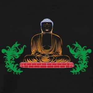 BUDDHA COLLECTION - Männer Premium T-Shirt