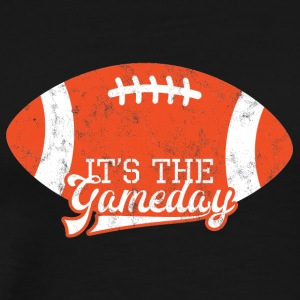 Super Bowl / Football: To Gameday - Koszulka męska Premium