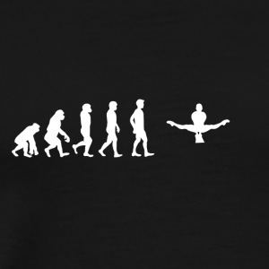 EVOLUTION leichtathletik turnen turner athletics - Männer Premium T-Shirt