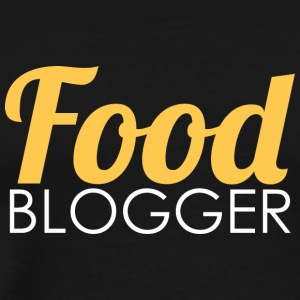 Food Blogger - Männer Premium T-Shirt