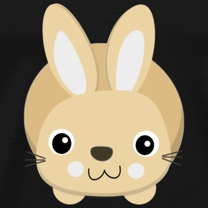 Rabbit beige - Men's Premium T-Shirt