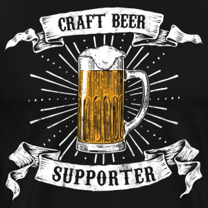 Craft Beer / Brewery / Beer - Men's Premium T-Shirt