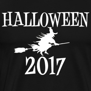 Halloween 2017 Witch Witch Black Friday - Men's Premium T-Shirt