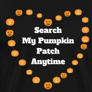 Halloween Zoeken My Pumpkin Patch - Mannen Premium T-shirt