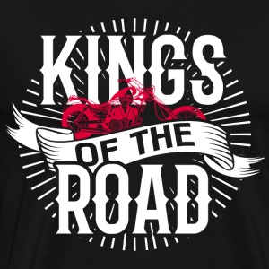 Kings of the street - Men's Premium T-Shirt
