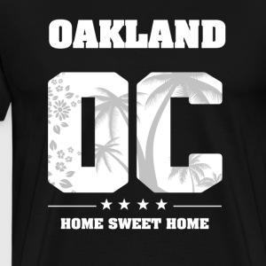 I love OAKLAND - Orange County - Men's Premium T-Shirt