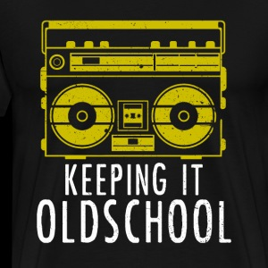 Old School Boombox - Ghettoblaster Music Hip Hop