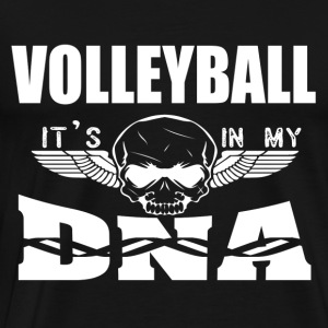 VOLLEYBALL - It's in my DNA - Men's Premium T-Shirt
