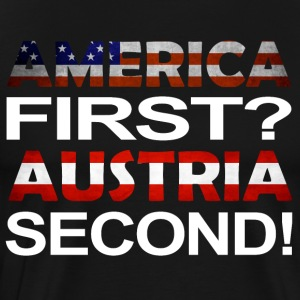 America First Austria secondhand - Men's Premium T-Shirt