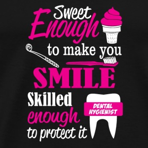 sweet enough - Men's Premium T-Shirt