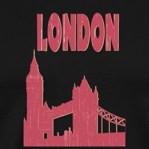 London City - Men's Premium T-Shirt