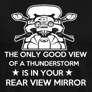 Thunderstorm in your Mirror - Men's Premium T-Shirt