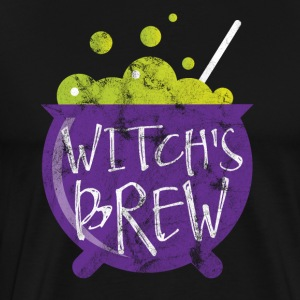 Witchcraft Designs Halloween - Men's Premium T-Shirt