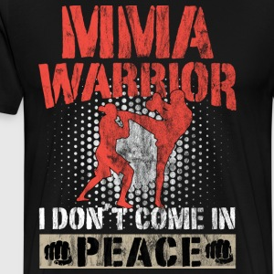 MMA FIGHT T-SHIRT - T-shirt Premium Homme
