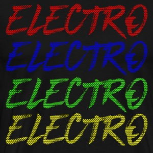 Electro Xmas Special - Party Music Festival Techno - Men's Premium T-Shirt