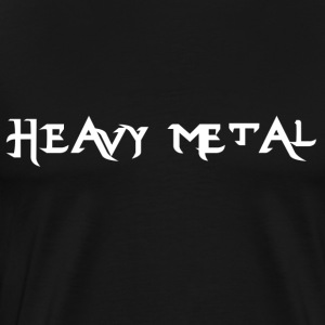 Heavy Metal3 - Men's Premium T-Shirt