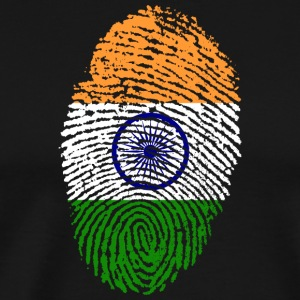 Fingerprint - India - Men's Premium T-Shirt