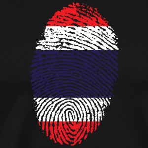 Fingerprint - Thailand - Men's Premium T-Shirt