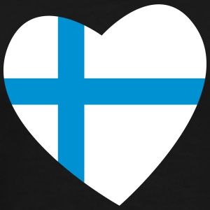 Heart Finland - Men's Premium T-Shirt