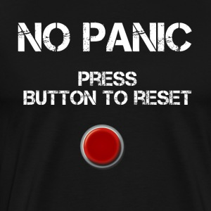 No Panic - Men's Premium T-Shirt