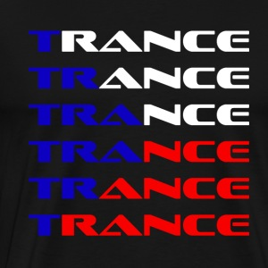Czech trance - Men's Premium T-Shirt