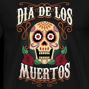 Dia De Los Muertos Day of the Dead Mexico Skull