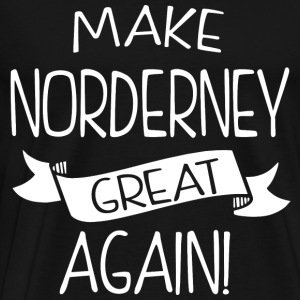 Make Norderney great again - Männer Premium T-Shirt