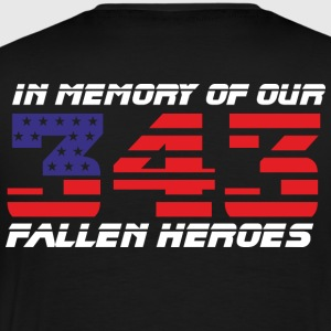 343 - In Memory of - Men's Premium T-Shirt