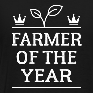 Farmer of the Year - Premium T-skjorte for menn