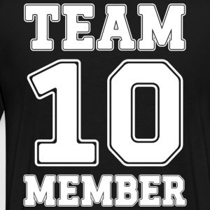 Team Member 10 - Men's Premium T-Shirt