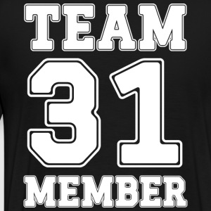 Team Member 31 - Men's Premium T-Shirt