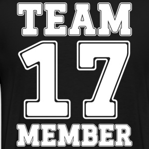Team Member 17 - Men's Premium T-Shirt