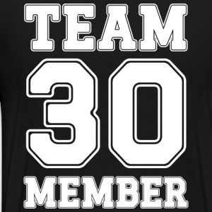 Team Member 30 - Men's Premium T-Shirt