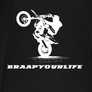braapyourlife équipage - T-shirt Premium Homme