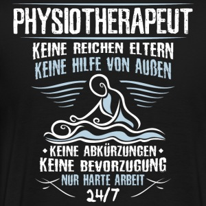 Physiotherapeut/Physiotherapie/Physio/Geschenk - Männer Premium T-Shirt